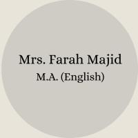 Mrs. Nosheen Ayub B.Sc – B.Ed(2)
