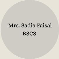 Mrs. Nosheen Ayub B.Sc – B.Ed(4)