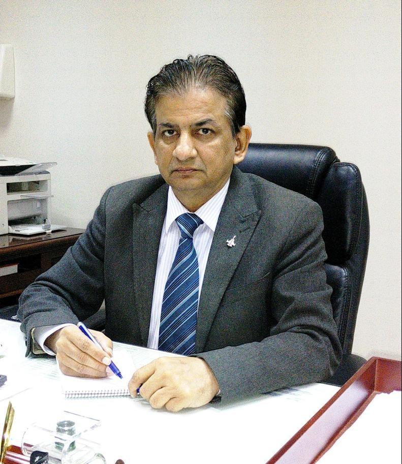 Air Cdre. (R) Naeem Akhtar