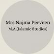 Mrs. Nosheen Ayub B.Sc – B.Ed(11)