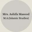 Mrs. Nosheen Ayub B.Sc – B.Ed(14)