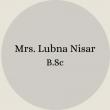 Mrs. Nosheen Ayub B.Sc – B.Ed(15)