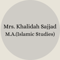 Mrs. Nosheen Ayub B.Sc – B.Ed(19)
