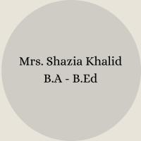 Mrs. Nosheen Ayub B.Sc – B.Ed(23)