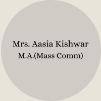 Mrs. Nosheen Ayub B.Sc – B.Ed(26)
