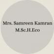 Mrs. Nosheen Ayub B.Sc – B.Ed(7)