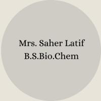 Mrs. Nosheen Ayub B.Sc – B.Ed(9)