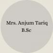 Mrs. Nosheen Ayub B.Sc – B.Ed