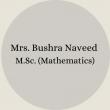 Bushra Naveed