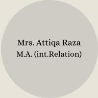 Mrs. Nosheen Ayub B.Sc – B.Ed(31)