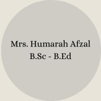 HUmarah Afzal