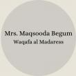 Mrs. Nosheen Ayub B.Sc – B.Ed(39)