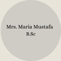 MARIA  MUSTAFA