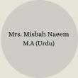 Misbah Naeem