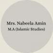 Nabeela Amin