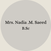 Nadia M saeed