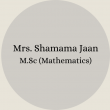Shamama Jaan