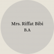 Riffat Bibi