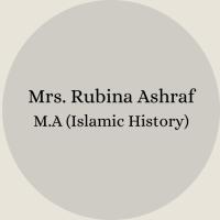 Mrs. Nosheen Ayub B.Sc – B.Ed(59)